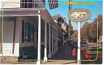 Essex CT Griswold Inn Oldest in US Postcard p14172