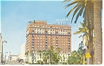 Los Angeles, CA, Sheraton West Hotel Postcard