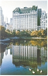 New York, NY, The Plaza Westin Hotel Postcard