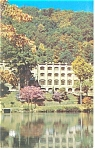 Montreat NC Assembly Inn Postcard p14213