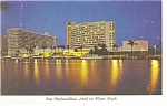 Miami Beach, FL, Fontainebleau Hotel Postcard