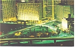 Pittsburgh PA The Pittsburgh Hilton Postcard p14227