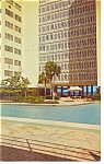 Click here to enlarge image and see more about item p14267: Fort Lauderdale FL Spring Tide Apartments Postcard p14267 196