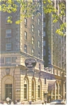 Montreal Quebec Sheraton Mt Royal Hotel Postcard p14268 1978