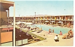 Click here to enlarge image and see more about item p14303: Tucson AZ Sands Hotel Postcard p14303 1962
