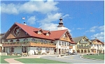 Frankenmuth,MI, Bavarian Inn Lodge Postcard