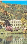 Montreat NC Assembly Inn Postcard p14407