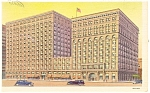 Chicago  IL Congress Hotel Postcard p14454