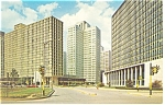 Pittsburgh  PA The Pittsburgh Hilton Postcard p14487