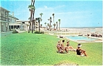 Daytona Beach FL The Whitehall Hotel Postcard p14506