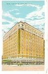 Cleveland, OH, Hotel Auditorium Postcard