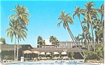 San Diego  CA Town and Country Hotel  Postcard p14512