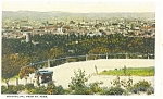 Reading,PA, From Mt Penn Postcard