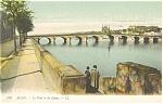 Blois,France La Pont et les Quais Postcard