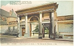 Tours, France-Gate of the Museum Postcard