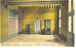 Click here to enlarge image and see more about item p14578: Blois France-The Castle-Chamber Catherine de Medicis
