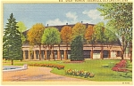 Salt Lake City Utah Tabernacle  Postcard