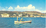 Click here to enlarge image and see more about item p14774: La Parguera Lajas Puerto Rico Postcard p14774