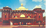 Click here to enlarge image and see more about item p14785: Firehouse, Ponce,Puerto Rico Postcard