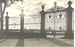 Click here to enlarge image and see more about item p14811: Iron Gate Russian Postcard