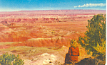Click here to enlarge image and see more about item p14838: Painted Desert National Monument,AZ Postcard