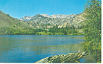 Click here to enlarge image and see more about item p14872: Bishop Creek Canyon, CA Postcard