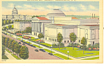 National Art Gallery Washington DC Postcard p14888