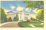 Pan American Bldg, Washington, DC Postcard
