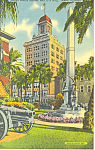 University Of Tampa Tampa FL Postcard p14939