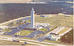 Click here to enlarge image and see more about item p14982: Citrus Tower Florida Postcard p14982