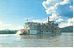 Sternwheeler MS Discovery Postcard p15023 1979