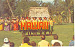 The Kodak Hulu Show Hawaii Postcard p15039