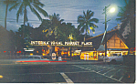 International Market Waikiki HI Postcard p15061