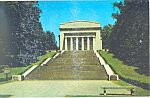 Click here to enlarge image and see more about item p15084: Lincoln Memorial,Hodgenville, KY Postcard