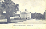 Click here to enlarge image and see more about item p15138: Conservatory Druid Hill Baltimore MD Postcard p15138