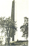 Bunker Hill Monument,Charlestown, MA Postcard
