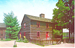 Click here to enlarge image and see more about item p15182: John Fenna House Sturbridge MA Postcard p15182