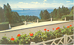 Mackinac Island,MI Postcard