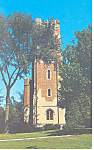 Michigan State University Postcard  1963