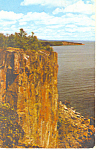 Click here to enlarge image and see more about item p15393: Palisade Head, MN Postcard  1955