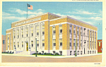 Click here to enlarge image and see more about item p15401: City Hall, Rochester, MN Postcard  1940