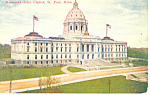 State Capitol  St Paul MN Postcard p15410