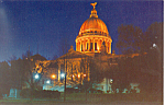State Capitol Jackson MS Postcard p15413