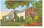 Nelson Gallery, Kansas City, MO Postcard