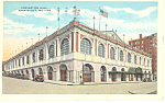Convention Hall, Kansas City, MO Postcard  1932