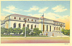 Click here to enlarge image and see more about item p15436: Public Library,St Louis, MO Postcard