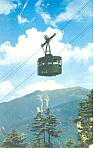 Click here to enlarge image and see more about item p15482: NH Aerial Tramway on Cannon Mountain Postcard