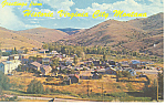 Virginia City Montana Postcard p15504