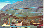 Click here to enlarge image and see more about item p15507: Rising Wolf Mountain Montana Postcard p15507