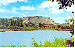 Click here to enlarge image and see more about item p15520: Scotts Bluff National Monument, NE Postcard
